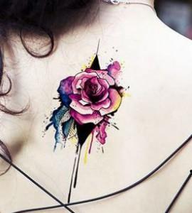 Top 100 hình xăm mini hoa cho nữ